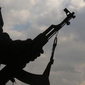 ظهور مسلح مفاجئ في برجا