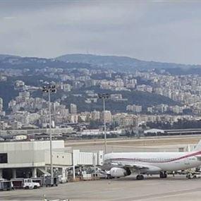 وقف الرحلات من الدول التي تشهد تفشيا لكورونا الى لبنان