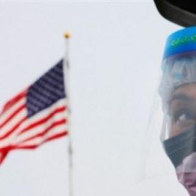 وفيات كورونا في أميركا تصل إلى 4513 والإصابات 213144
