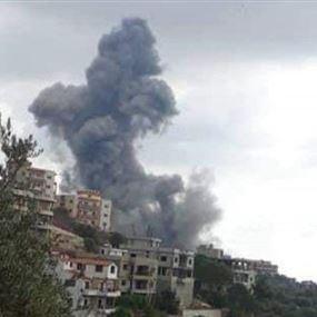 هذا ما كشفه مصدر قريب من حزب الله عن انفجار عين قانا