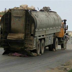 تهريب مليوني ليتر مازوت يوميا من لبنان الى سوريا!