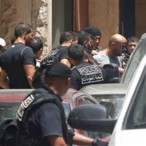 شعبة المعلومات توقف 3 من حرس الشيخ ماهر حمود