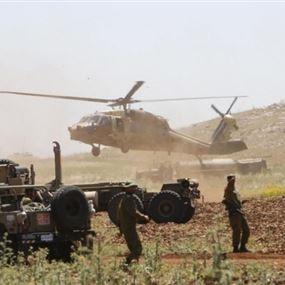 تدريبات إسرائيلية ضخمة على احتلال لبنان