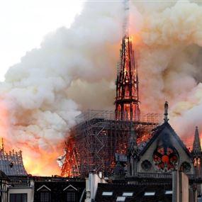 هذا ما كشفته التحقيقات في حريق نوتردام