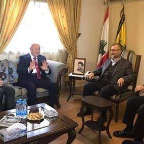 الخليل يكشف عن نصيحة حزب الله للحريري والقوى الأمنية