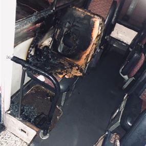 شعبة المعلومات توقف شخصا أضرم النار بثلاث سيارات