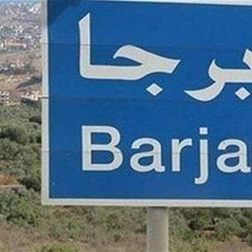 بلدية برجا: إصابة أحد المقيمين ووضع خارطة لمخالطيه