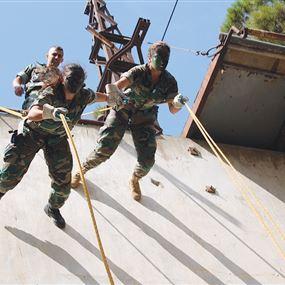 دورات تطويع في الجيش وقوى الأمن