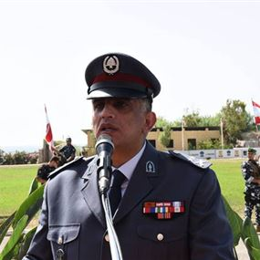 اللواء عثمان: ظنوا أنهم انزلوا الوسام عن صدورنا