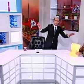 مشاجرة بين داعيتين مصريين واشتباكات بالأيدي على الهواء (فيديو)
