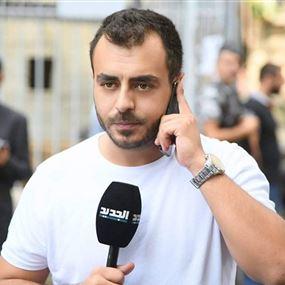 الحكم على مراسل الجديد بالسجن 3 أشهر