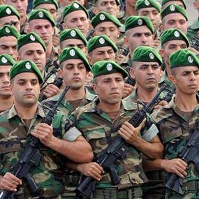 رهانٌ دولي وعربي على الجيش اللبناني