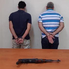 قدِم من طرابلس إلى عين دارة وسرق منزلاً وسيّارة