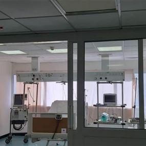 تقرير مستشفى رفيق الحريري: 4 حالات حرجة