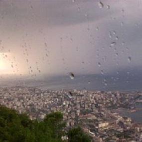 كم تستمر موجة الأمطار ومتى تعود الكتلة الاستوائية؟