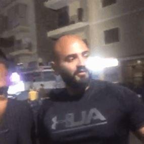 ماذا قال الناشط ميشال شمعون بعد الإفراج عنه؟ (فيديو)
