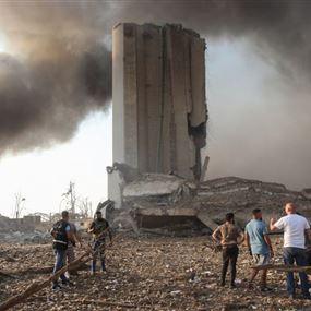 معلومات أمنية تم تداولها في جلسة الاعلى للدفاع.. عن انفجار بيروت