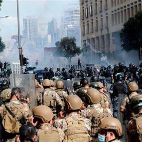 الجيش يروي ما حصل ليل السبت ويكشف عدد الإصابات بصفوفه