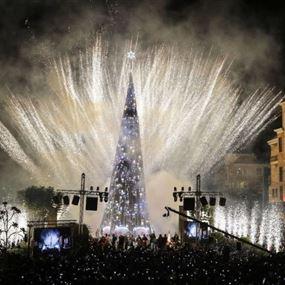 شجرة جبيل من ضمن أجمل أشجار الميلاد حول العالم
