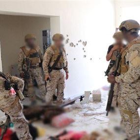 بالصور والفيديو: القاء القبض على أمير داعش في اليمن