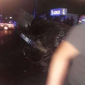 سبعة جرحى اثر حادث سير في الجديدة