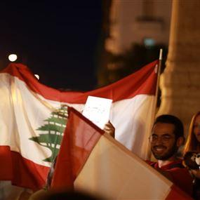 اللبنانيون في الخليج قادمون لدعم الإنتفاضة