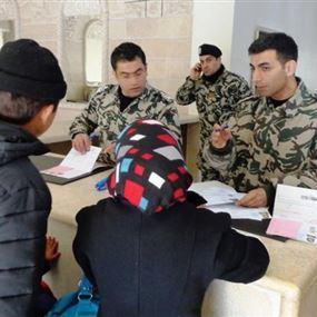 بيان من الامن العام الى الرعايا السوريين