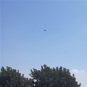 طائرتان مسيرتان اسرائيليتان في أجواء العديسة