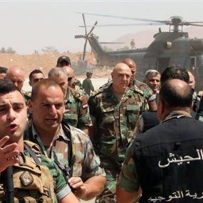 قيادة الجيش تُحذر العسكريين من الإنجرار وراء الإستفزازات