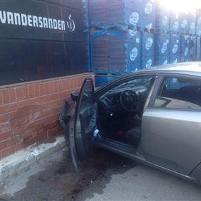 جريحتان اثر حادث سير في البوار