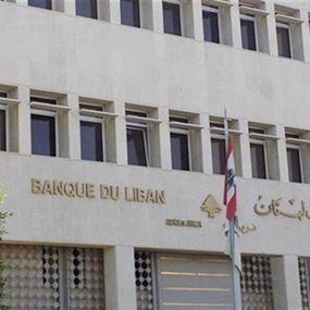 مصرف لبنان: تسديد قيمة اي تحويل نقدي الكتروني بذات العملة!