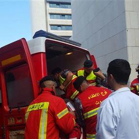 أين حقوق فَوجَي اطفاء وحرس بيروت؟