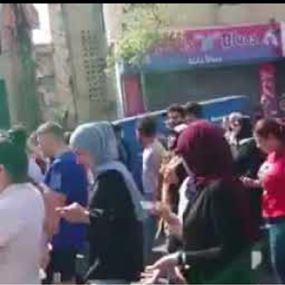 بالفيديو: جابوا الشوارع وهم يهتفون