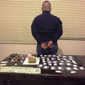 أحد أخطر أفراد عصابات تجارة وترويج المخدرات في جبيل