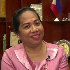 وفاة السفيرة الفلبينية لدى لبنان بعد إصابتها بفيروس كورونا