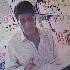 سرق من داخل صيدلية في الجميزة.. هل تعرفون هذا الشحص؟
