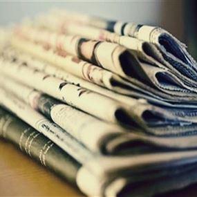 شواهد على قبور الصحف