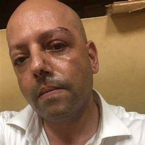 بالفيديو: رجا الزهيري بعد الإفراج عنه من نظارة ثكنة الحلو