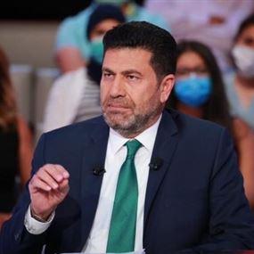 غجر: لولا تدخلي لكان لبنان غرق في العتمة