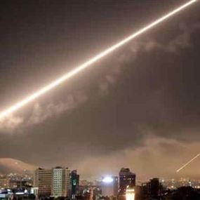 طائرات اسرائيلية خرقت الاجواء اللبنانية وقصفت في العمق السوري