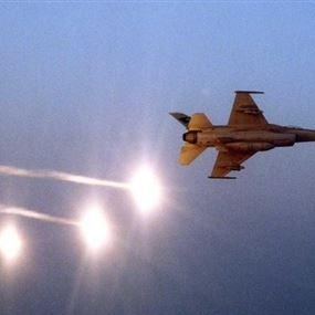 قصف اسرائيلي من الاجواء اللبنانية لقاعدة إيرانية!