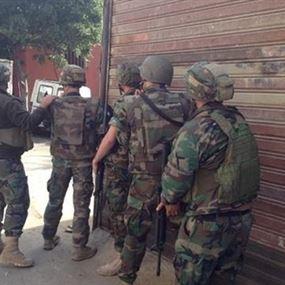 من هو محمد دعد الذي اوقفته مخابرات الجيش؟