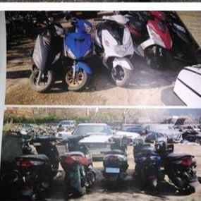 توقيف عصابة تزوير أوراق درّاجات وبيعها بعد سرقتها!