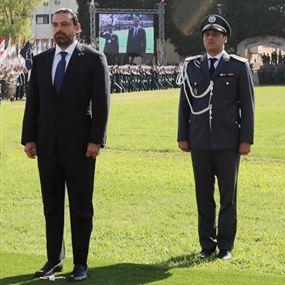 قائد سرية الحرس الحكومي يترك منصبه للبقاء مع الحريري