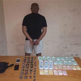 سقوط مروّج مخدّرات ينشط في بلدات قضاء المتن