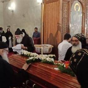 بعد ان اكتشف رئيس الدير مخالفات الراهبين.. قتلاه!