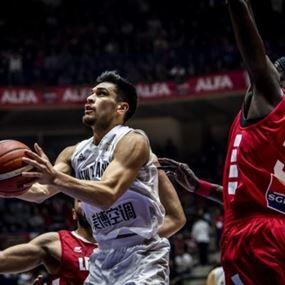 منتخب لبنان لكرة السلة يخسر أمام نظيره النيوزيلندي