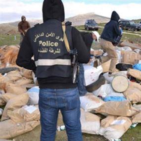 السجن لضابطين ورقيبين لمساعدتهم تجار مخدّرات