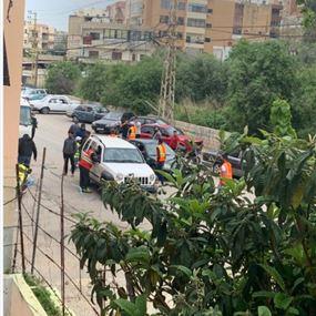 توقيف سائق أجرة ادعى عبر شريط فيديو نقل مصاب بكورونا