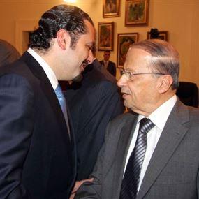 الحريري ينقل شكوى المشنوق لعون: ليوقف جبران باسيل عراضاته!